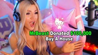 Donating $100,000 To Random Streamers