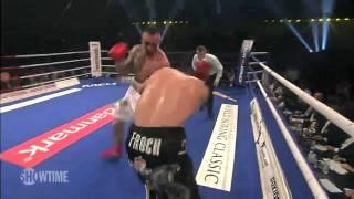 Recap: Carl Froch vs. Mikkel Kessler - Super Six World Boxing Classic
