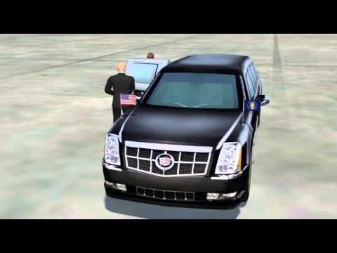 Kekebalan 'The Beast' kenderaan Obama