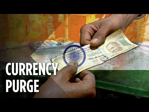 Why India Suddenly Banned Its Own Money