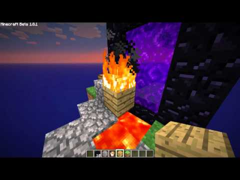 Minecraft: Skyblock v2.1 -
