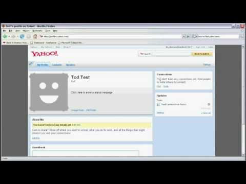 Using the Internet : How to Find Yahoo! Users