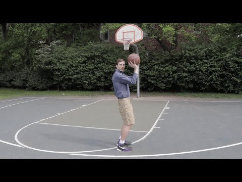 How To Improve Your Basketball Shooting Form