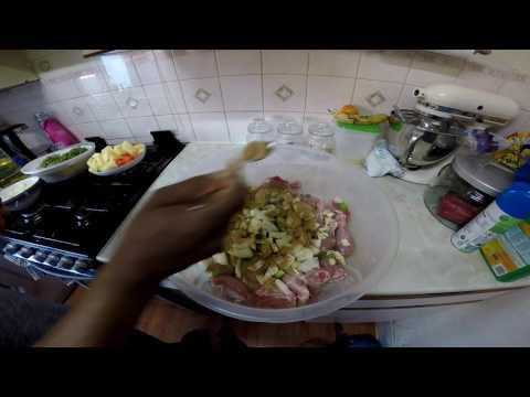 How To Marinate Your Fried Chicken Recipes (Jamaican Chef) | Recipes By Chef Ricardo