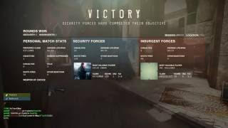 Amazing final kill in Insurgency
