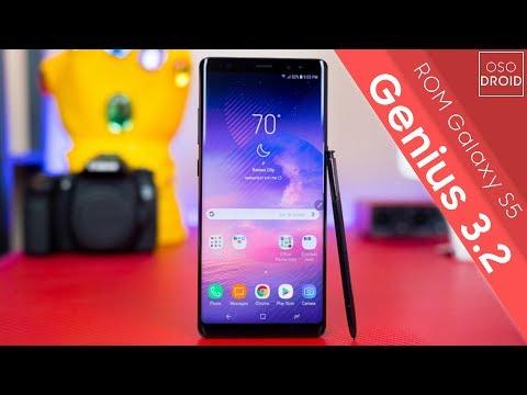 ¡ LA MEJOR ROM 2018  ! para el Galaxy S5