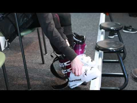 Surefoot - The Importance of Proper Fitting Ski Boots