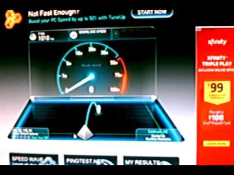 HughesNet Internet Speed's Actual Test Result