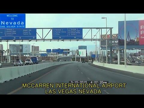 San Francisco CA to Las Vegas NV 2015 HD