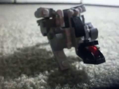Ravage :Lego Transformers pt 1