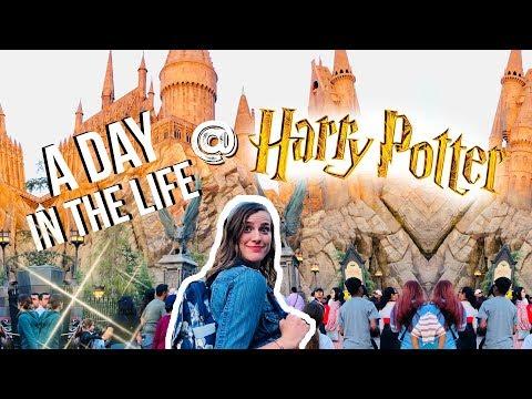 Follow Me Around Harry Potter World!