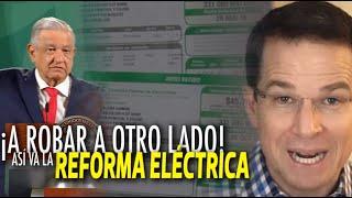 Qué es y cómo beneficia la reforma eléctrica enviada por AMLO