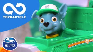 PAW Patrol and TerraCycle Toy Recycling Program!