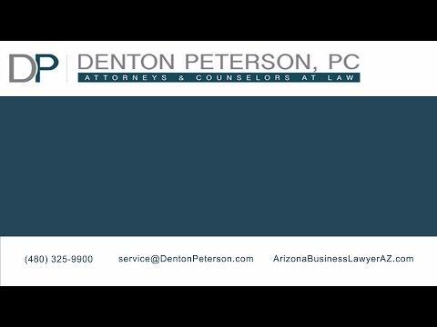 Review for Mesa Business Lawyer Brad Denton By Mark G