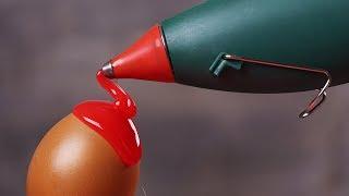 6 Simple & Fun Life Hacks with Hot Glue Gun