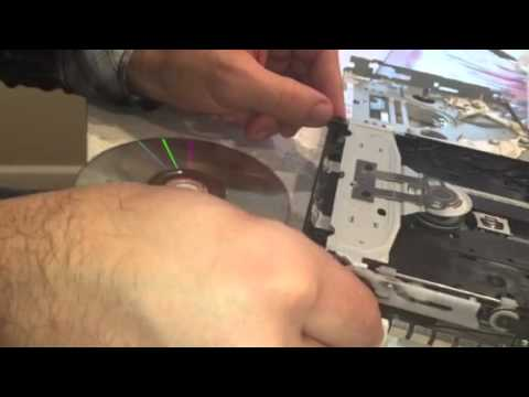 Wii disc drive fix