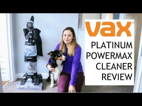 VAX Platinum PowerMax Carpet Cleaner Review | The Carpenter's Daughter