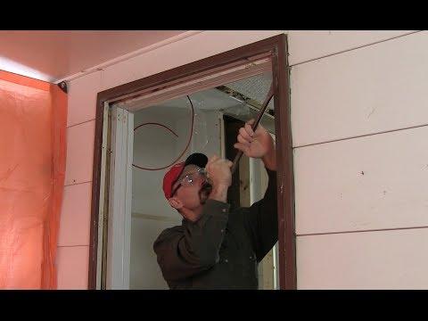 How To Remove an Exterior Door
