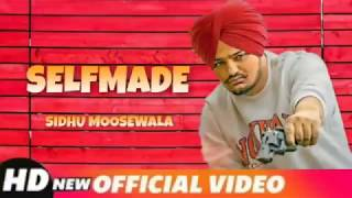 Selfmade |(official video)| sidhu moose wala | PBX1 Full album | latest punjabi video song