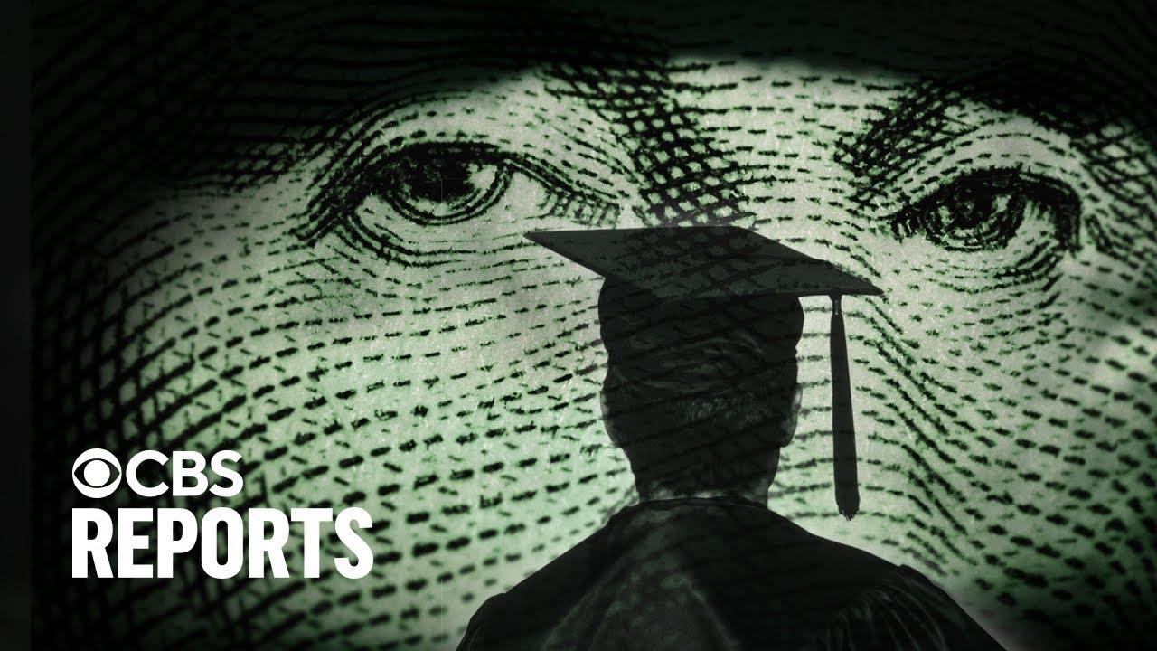 CBSN Originals   The Student Debt Dilemma
