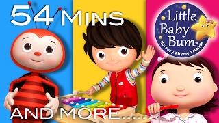 Nursery Rhymes Volume 8 | Plus Lots More Nursery Rhymes | 54 Minutes Compilation from LittleBabyBum!