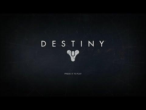 Destiny Opening Cut Scene