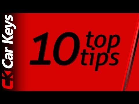 How to test drive a new car – Top 10 Tips - Car Keys