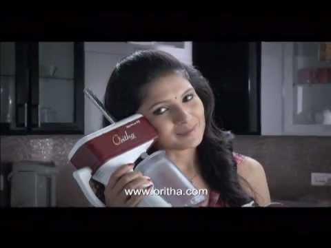Oritha Idiyappam / String Hopper Maker - TV Commercial