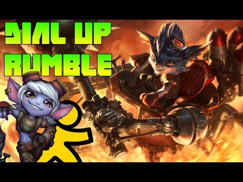 DIAL UP RUMBLE