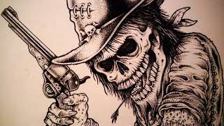 1 hour of Dark Country Southern gothic Western Rock   Part 1 2 720p