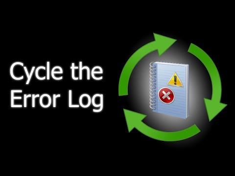 How to manage the size of the SQL Server Error Log