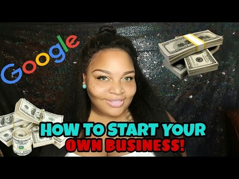 HOW TO START YOUR OWN BUSINESS || HAIR COMPANY