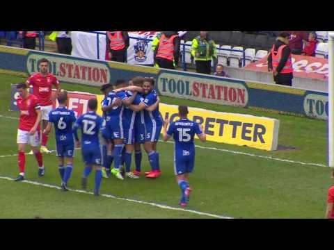 Birmingham City 2-0 Huddersfield Town | Championship Highlights 2016/17