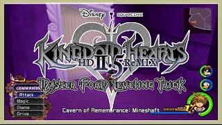 Kingdom Hearts HD 2.5 Remix - How To Level Up Master Form Quickly ...