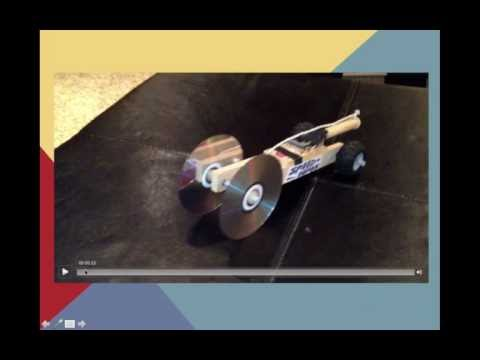 Mouse Trap Car Project -