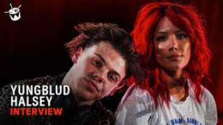 Halsey & Yungblud on their relationship & '11 Minutes'