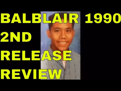 VIDEO 14 BALBLAIR 1990 2ND RELEASE WHISKY REVIEW