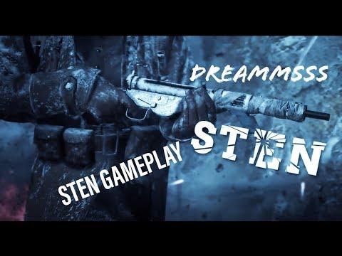 Call Of Duty WW2 *DREAMS* (Sten Gameplay)