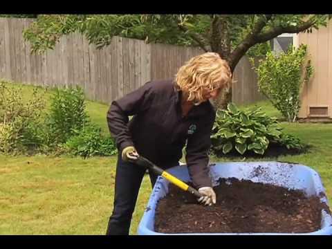 Cedar Grove Compost's Northwest Garden Mulch Blend
