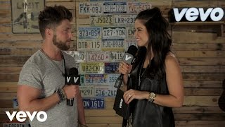 Chris Lane - Double trouble... CMA MUSIC FESTIVAL