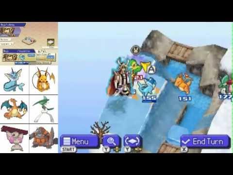 Pokemon Conquest Walkthrough Part 18 - Charizard and Servine!