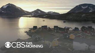 "Danish legislator calls Trump's proposal to buy Greenland ""grotesque"""