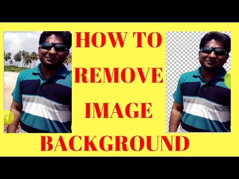 HOW TO REMOVE IMAGE BACKGROUND - PAINT.NET - HINDI