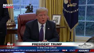 NOT WORRIED: President Trump Doesn