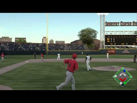 MLB 14 The Show - Longest Grand Slam Homerun Ever