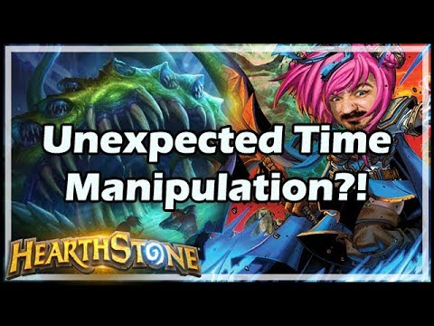 [Hearthstone] Unexpected Time Manipulation?!