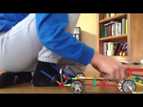 How to build an awesome Knex car