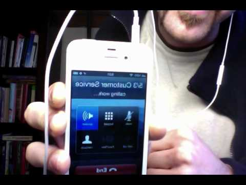 iPhone 4s Speakerphone Headphone problem