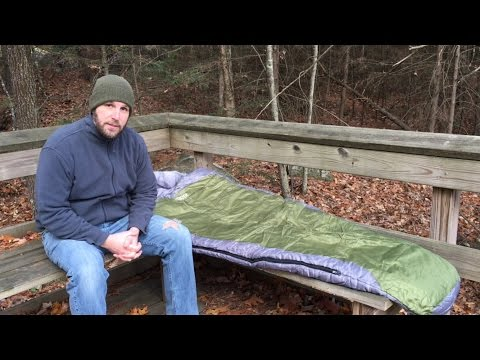 Osage River 0 Zero Degree Sleeping Bag: Budget-Friendly and It Works