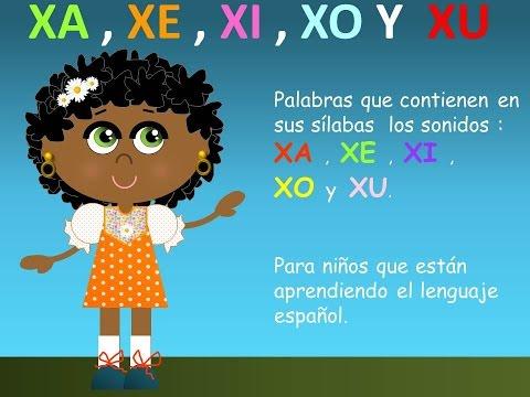 Xxx Mp4 XA XE XI XO Y XU EN LAS PALABRAS VIDEOS PARA NIÑOS ESPAÑOL PARA TODOS 3gp Sex